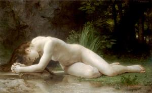 William Adolphe Bouguereau - 比布利斯