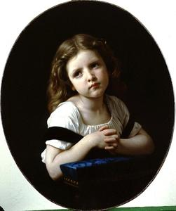 William Adolphe Bouguereau - 祷告