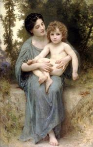 William Adolphe Bouguereau - 弟弟