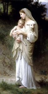 William Adolphe Bouguereau - Linnocence