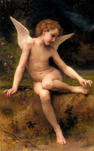 William Adolphe Bouguereau - 爱AL刺