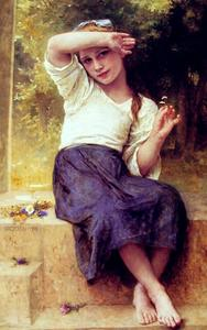 William Adolphe Bouguereau - 玛格丽特