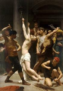 William Adolphe Bouguereau - 基督的鞭打