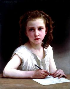 William Adolphe Bouguereau - 天职