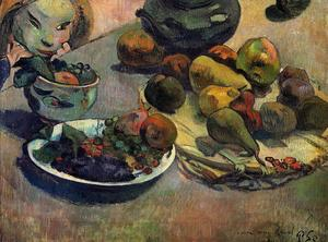 Paul Gauguin - 水果