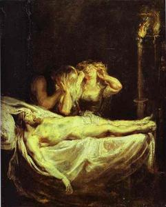Peter Paul Rubens -  的  诉苦
