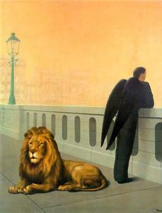 Rene Magritte - 乡思