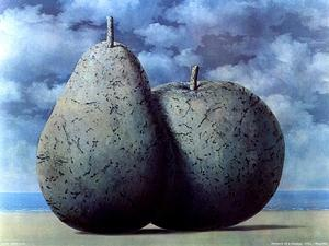 Rene Magritte - 存储器的航程
