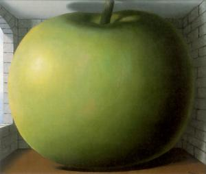 Rene Magritte - 听音室