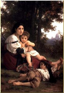 William Adolphe Bouguereau - 慈善机构