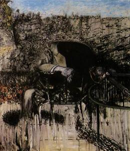 Francis Bacon - 图中Landscaspe 1945