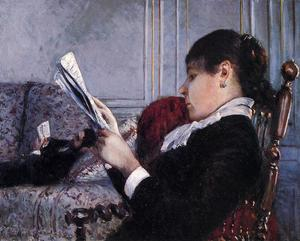 Gustave Caillebotte - 室内