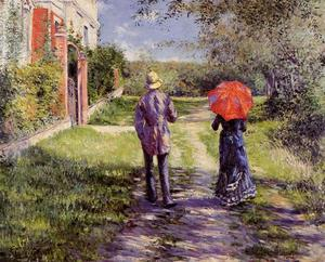 Gustave Caillebotte - 瑞星路