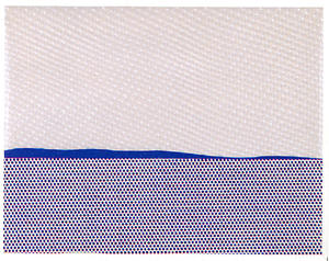 Roy Lichtenstein - 海景