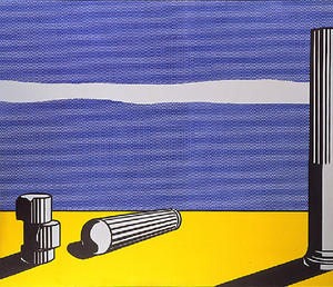 Roy Lichtenstein - 遗址