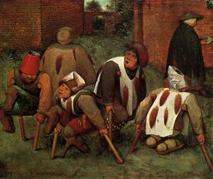 Pieter Bruegel The Elder - 该瘸子
