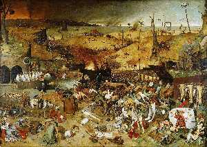 Pieter Bruegel The Elder - 死亡的胜利