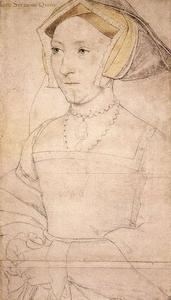 Hans Holbein The Younger - 简西摩
