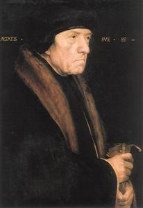Hans Holbein The Younger - 肖像钱伯斯