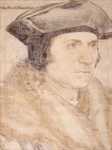 Hans Holbein The Younger - 先生 Thomas More1