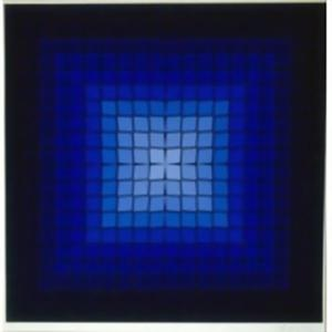 Victor Vasarely - 类星体