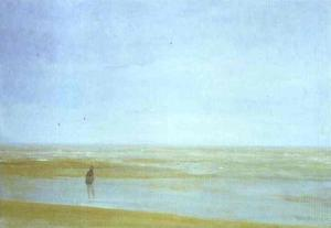 James Abbott Mcneill Whistler - 海  和  雨