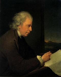 Joseph Wright Of Derby - 约翰·怀特赫斯特FRS