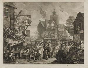 William Hogarth - 南华Fair_
