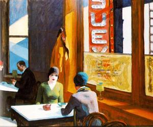 Edward Hopper - 杂碎