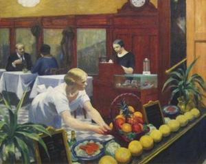 Edward Hopper - 表女装