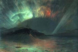 Frederic Edwin Church - 北极光