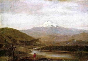 Frederic Edwin Church - 科托帕希