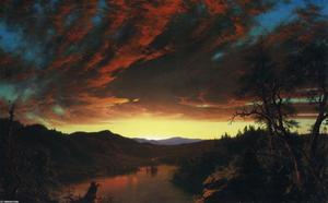 @ Frederic Edwin Church (198)