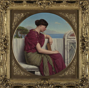John William Godward - 答案