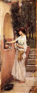John William Waterhouse - 一个罗马发售