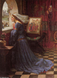 John William Waterhouse - 关之琳博览会