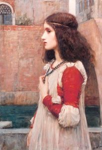 John William Waterhouse - 朱丽叶