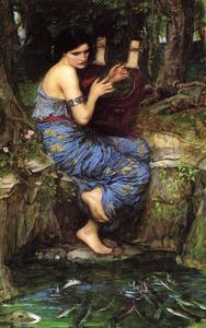 John William Waterhouse - 该魔术师