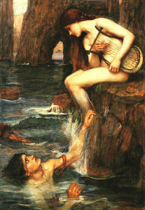 John William Waterhouse - 海妖