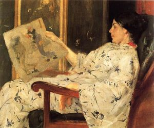 William Merritt Chase - 日本打印