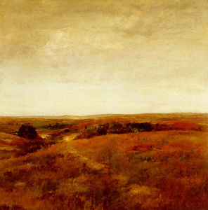 William Merritt Chase - 十月