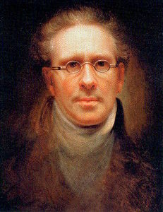 "Rembrandt Peale - ""自画像"