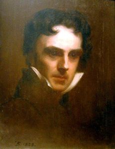 Thomas Sully - 自画像()