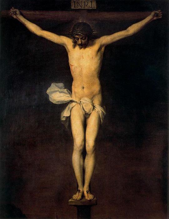 耶稣被钉十字架, 油 通过