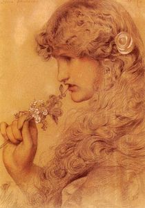 Anthony Frederick Augustus Sandys - 爱的影子
