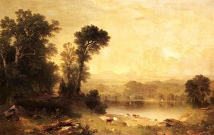 Asher Brown Durand - 田园风光