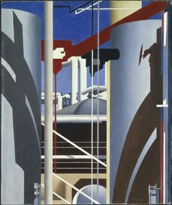 Charles Rettew Sheeler Junior - 咒语