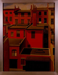 Charles Rettew Sheeler Junior - MacDougal胡同