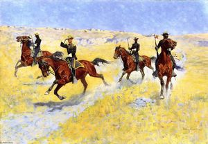 Frederic Remington - 进展