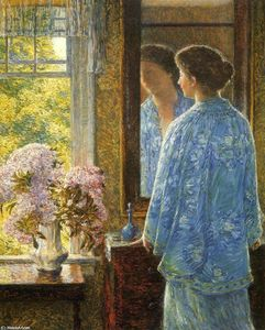 Frederick Childe Hassam - Twenty-Six of  六月 ,  老 Lyme